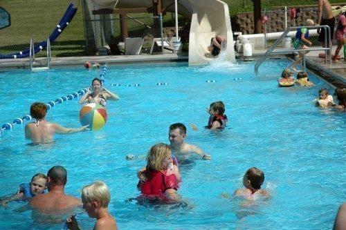 Псориаз и бассейн