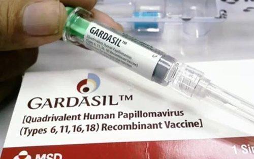 Вакцина от папилломавируса