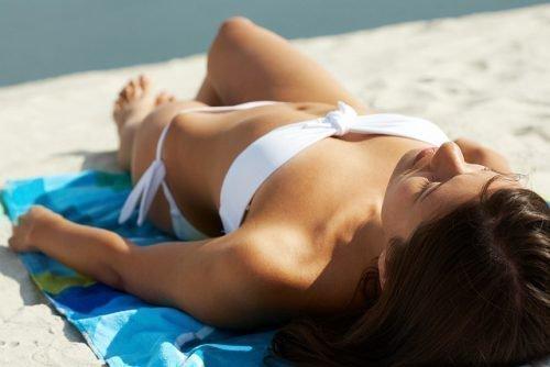 Злоупотребление солнечными ваннами