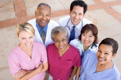 Разные врачи