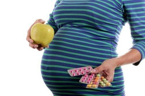 Витамины и беременность