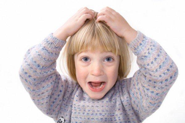 Экзема на голове в волосах и ее лечение