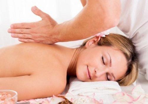 Интенсивный массаж
