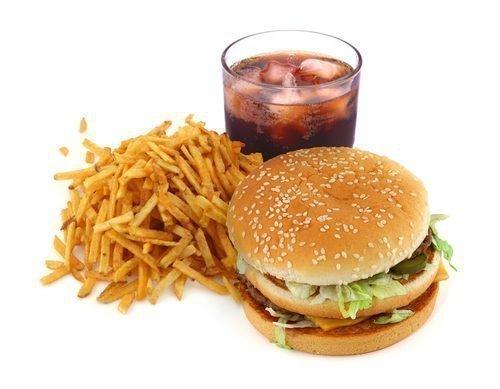 Нездоровая пища