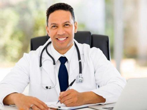 Пациент у онколога