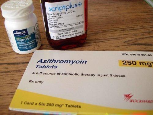 Крапивница по всему телу после антибиотиков