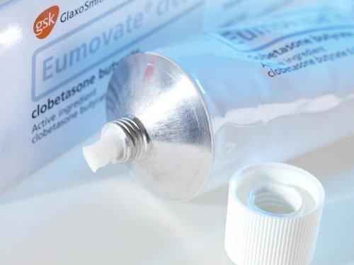 Крем со кортикостероидами