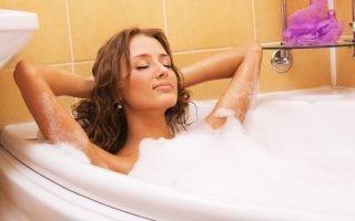 Можно ли мыться во время крапивницы