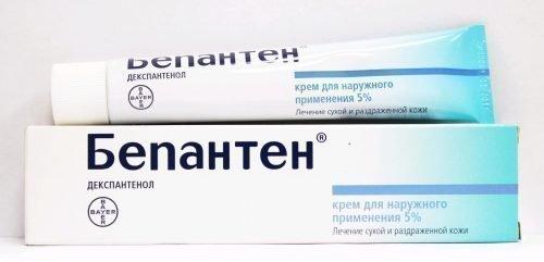 Мазь Бепантен