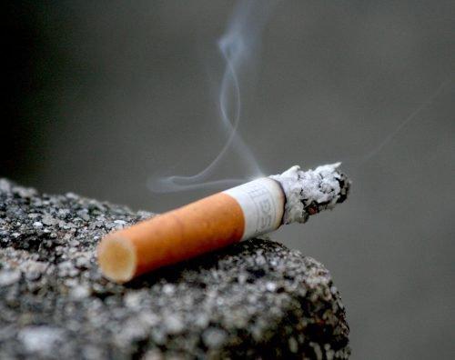 Табачный дым