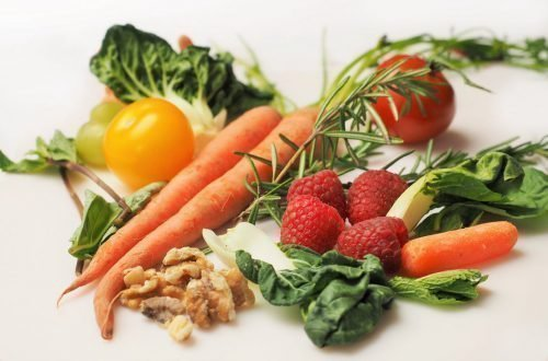 Овощи и ягоды