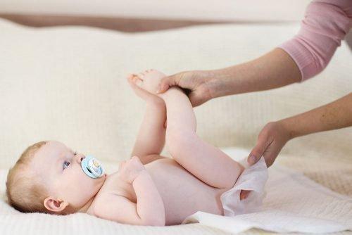 Пеленочный дерматит грибковый у детей: что это такое, как лечить