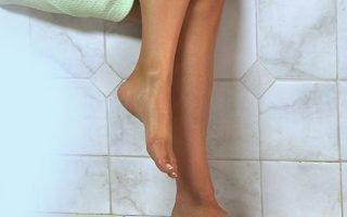 Причины появления и способы лечения натоптышей на ступнях