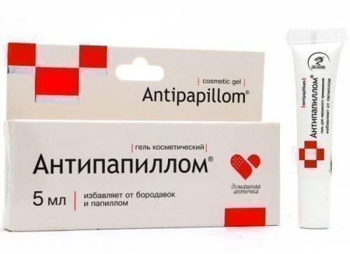 Гель Антипапиллом