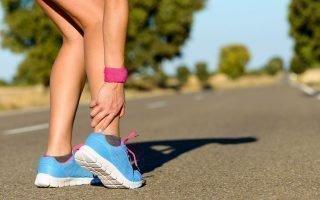 Что нужно делать, если лопнули мозоли на ноге