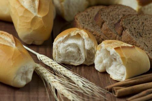 Мякиш хлеба