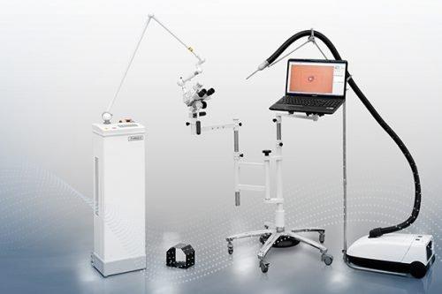 Лазер медицинский