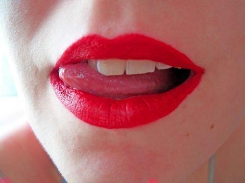 Губы и язык