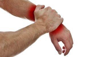 Что делать, если лопнула гигрома на руке?