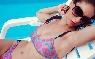 Розовый лишай: как купаться и загорать