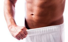 Эффективное лечение лишая в паху у мужчин