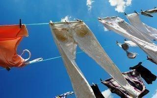 Правила стирки вещей и белья при отрубевидном лишае