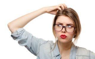 Причины зуда кожи головы и выпадения волос