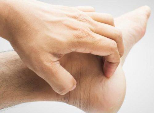 Причины зуда ладошек и ступней