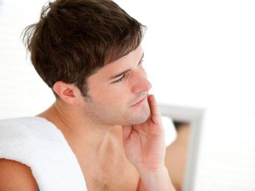 раздражение после бритья на лице