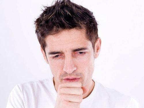 зуд в горле вызывающий кашель