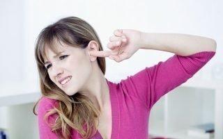 Причины и методы лечения зуда в ушах