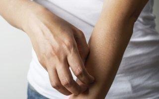 Причины и лечение зуда после душа